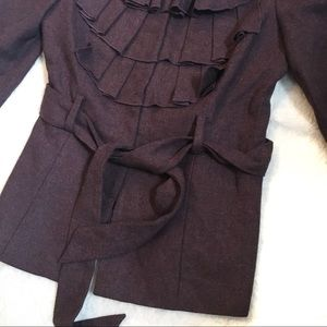 Anthropologie Jackets & Coats - Anthropologie Tabitha Foliage Finders Jacket